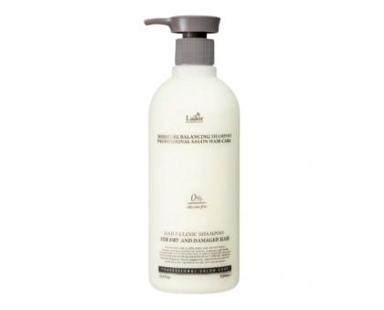 Шампунь для волос увлажняющий Moisture Balancing Shampoo, 530 мл