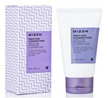 Пенка для умывания Mizon Great Pure Cleansing Foam 120 мл