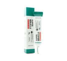Точечный крем для проблемной кожи с aha bha кислотами Some By Mi Aha-Bha-Pha 14 Days Super Miracle Spot All Kill Cream, 30 gr