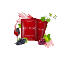 Гидрогелевая маска с красным вином Esthetic House Red Wine Regenerating Solution Hydrogel Mask Pack