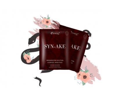 Гидрогелевая маска с пептидами Esthetic House Syn-Ake Anti-Aging Solution Hydrogel Mask Pack