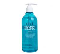 Охлаждающий шампунь с мятой CP-1 Head Spa Cool Mint Shampoo 500 мл
