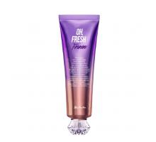 Крем для тела и рук с ароматом ириса. Kiss by Rosemine Fragrance Cream - Oh, Fresh Forever 120ml
