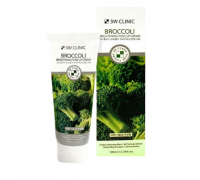 [3W CLINIC] Крем для лица БРОККОЛИ/ОСВЕТЛЕНИЕ Broccoli Tone UP, 100 мл
