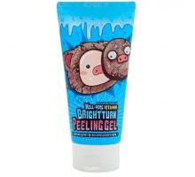 Витаминный пилинг-скатка для тусклой кожи Elizavecca Milky Piggy Hell Pore Vitamin Brightturn Peeling Gel, 150 мл.