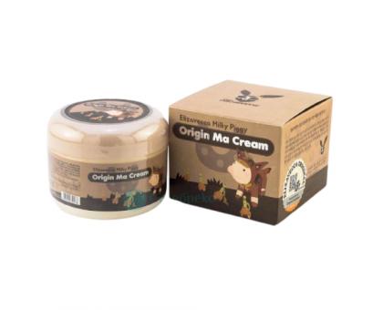Питательный крем для лица с лошадиным жиром Elizavecca Milky Piggy Origin Ma Cream, 100 гр
