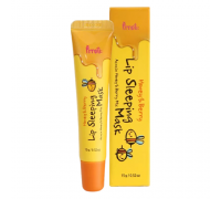 Маска для губ МЕД/ЯГОДЫ Honey&Berry Lip Sleeping Mask, 15 гр