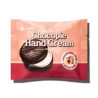 Персиковый крем для рук The Saem Chocopie Hand Cream Peach 35 мл