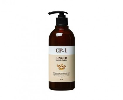 Очищающий шампунь с имбирем ESTHETIC HOUSE  CP-1 Ginger Purifying Shampoo 500 мл