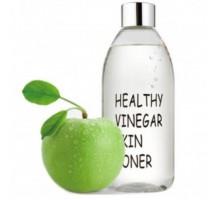 Уксусный тонер на основе ферментированного экстракта яблока REALSKIN Healthy Vinegar Apple Skin Toner, 300 ml