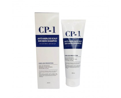 Шампунь против выпадения волос CP-1 Anti-Hair Loss Scalp Infusion Shampoo 250 ml