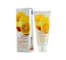 3W CLINIC  крем для рук Moisturizing Hand Cream Lemon