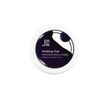 Альгинатная маска J:ON АНТИ-АКНЕ И СЕБУМ КОНТРОЛЬ ANTI-ACNE & SEBUM CONTROL MODELING PACK 18г