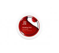 Альгинатная антивозрастная маска для лица J:ON Anti-Aging Modeling Pack 18г