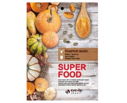 Тканевая маска с экстрактом тыквы Eyenlip Super Food Pumpkin Mask, 23 gr