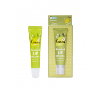 Эссенция для губ с ароматом лимона Welcos Around Me Enriched Lip Essence 8,7 гр