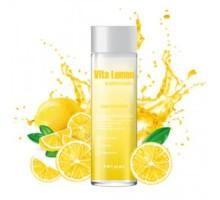 Осветляющий тонер с витаминным комплексом Trimay Vita Lemon Witch Hazel Dark Stop Toner 210 мл