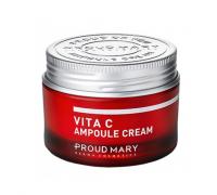 Крем для лица Proud Mary осветляющий, с витамином С - Vita C Ampoule Cream, 50 мл