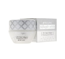 Крем для век 3W CLINIC Collagen Whitening Eye Cream, 35 мл