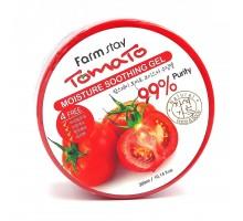 Многофункциональный гель с томатом FarmStay Moisture Soothing Gel Tomato 300 мл
