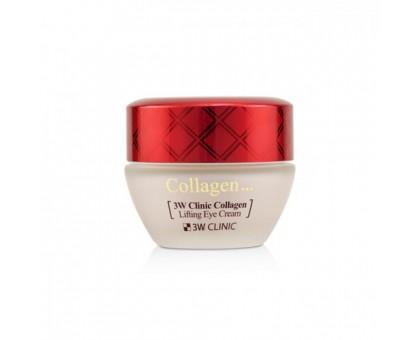 Лифтинг-крем для век с коллагеном 3W CLINIC Collagen Lifting Eye Cream 35 мл