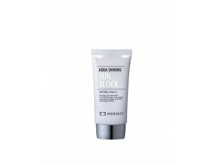 Солнцезащитный крем SPF 50 / PA + + + -Merikit Aqua Shining Sun Block