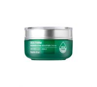 Восстанавливающий крем для лица с центеллой азиатской FarmStay Cica Farm Regenerating Solution Cream 50 мл
