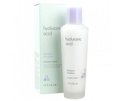 Увлажняющая эмульсия для лица с гиалуроновой кислотой  It's Skin Hyaluronic Acid Moisture Emulsion, 150 ml