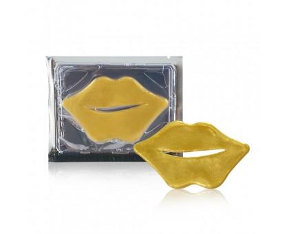 Патчи для губ морской коллаген+биозолото Mondsub, 8 гр.