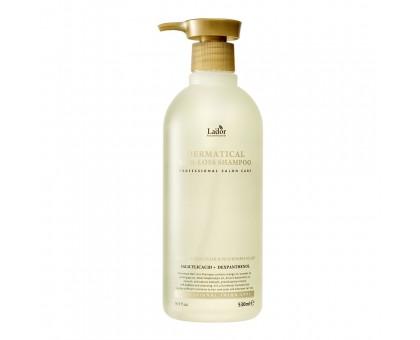 Бессульфатный шампунь против выпадения волос Lador Dermatical Hair-Loss Shampoo 530 мл