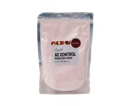 Альгинатная маска для проблемной кожи + мерная ложка-шпатель Lindsay Premium AC-Control Modeling Mask Pack 240 гр