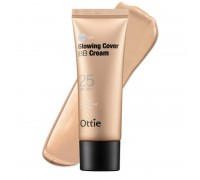 Многофункциональный BB cream Ottie Spotlight Glowing Cover BB Cream, 40 мл.