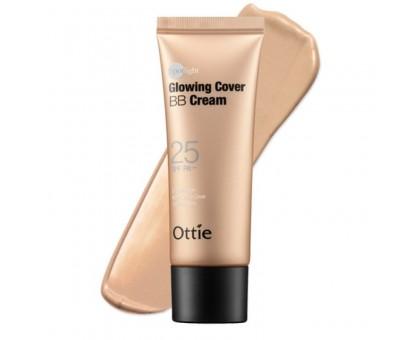Многофункциональный BB cream Ottie Spotlight Glowing Cover BB Cream, 40 мл.