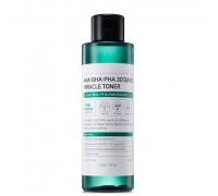 Кислотный очищающий тоник для проблемной кожи Some By Mi AHA-BHA-PHA 30 Days Miracle Toner 200 мл