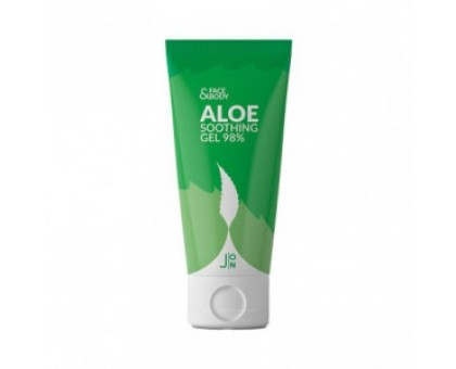 Гель универсальный АЛОЭ JON Face & Body Aloe Soothing Gel 98% 200 мл