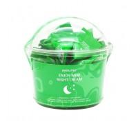 Ночной крем для лица с центеллой азиатской AYOUME Enjoy Mini Night Cream 3 мл
