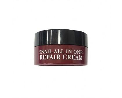 Многофункциональный восстанавливающий улиточный крем EYENLIP Snail All In One Repair Cream 15мл