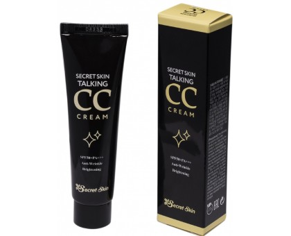 Крем cc сияющий Secret Skin Talking Cc Cream Spf50+ Pa+++ 30 мл