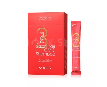 Шампунь Masil 3 Salon Hair Cmc Shampoo Stick Pouch, 8 ml