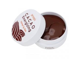 Гидрогелевые патчи для глаз КАКАО Cacao Energizing Hydrogel Eye Mask, 60 шт