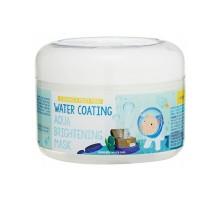 Ночная маска Elizavecca Water Coating Aqua Brightening Mask 100 мл