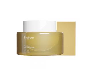 Fraijour Очищающий гидрофильный бальзам для лица с прополисом и экстрактом Юдзу Yuzu Honey All Cleansing Balm, 50 мл