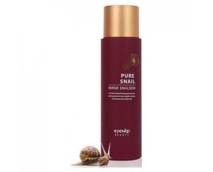 Эмульсия для лица улиточная Eyenlip Pure Snail Repair Emulsion 150 ml