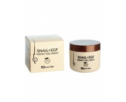 Гель-крем для лица Secret Skin Snail+EGF Perfect Gel Cream 50 мл