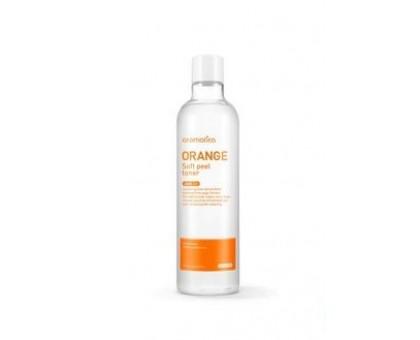 Тонер с экстрактом апельсина Aromatica Orange Soft Peel Toner, 350 ml