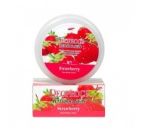 Крем для лица и тела с экстрактом клубники Deoproce Natural Skin Strawberry Nourishing 100 мл