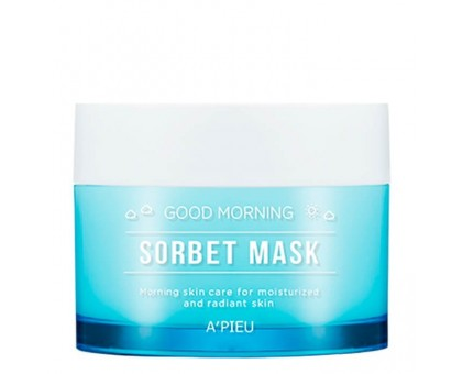 Утренняя маска-сорбет для лица A'Pieu Good Morning Sorbet Mask, 110 ml