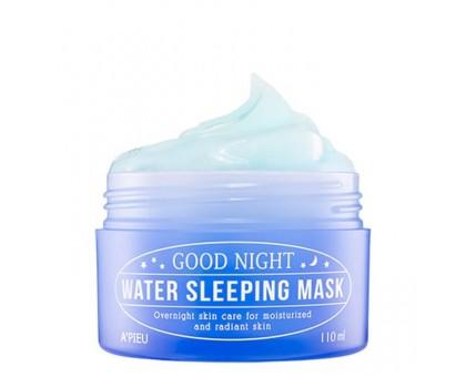 Ночная увлажняющая маска для лица A'Pieu Good Night Water Sleeping Mask 110 мл