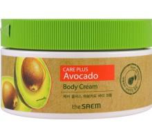 Крем для тела с авокадо The Saem - Care Plus Avocado Body Cream 300 мл