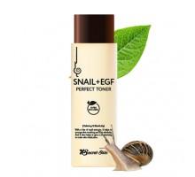 Тонер для лица Secret Skin Snail+EGF Perfect Toner, 150 ml